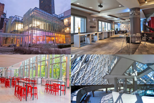Find the Best Event Venues in Toronto