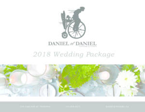 thumbnail of Wedding Catering Package for Spring & Summer Sample Menu