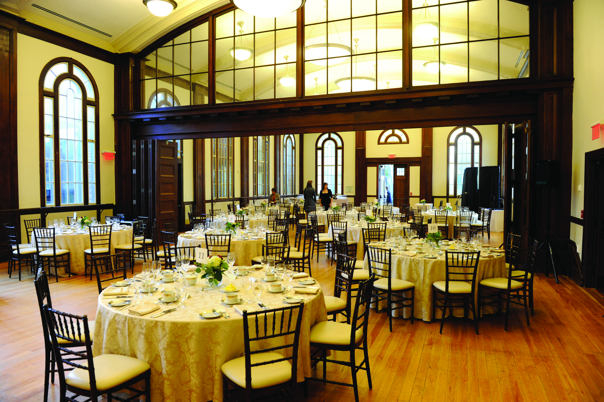 venue, event space, catering