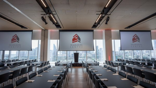 Corporate Meeting, The Globe and Mail Centre, Toronto Venue