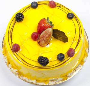 Lemon chiffon Cake