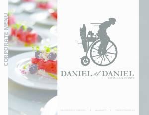Corporate Catering Spring & Summer Menu