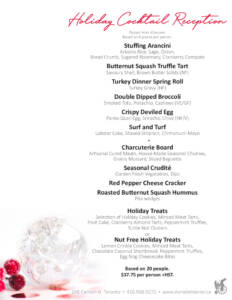 thumbnail of Holiday_Catering_menu_Cocktail_Reception