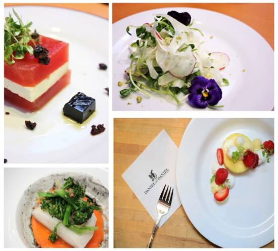 Our Exquisite Food
