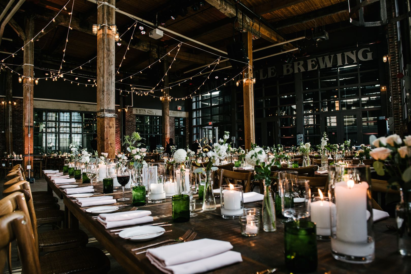 Steam Whistle Brewing Beer Hall