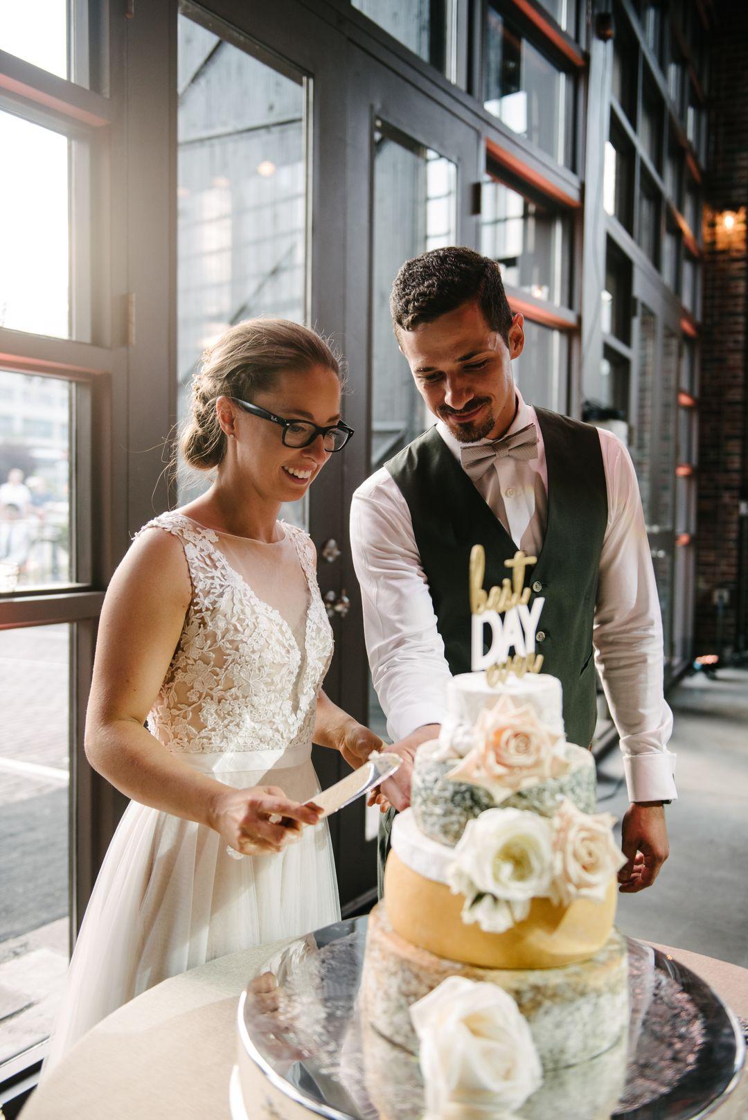 Wedding Cake, Toronto Wedding Catering