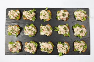 Lobster, Catering Canada