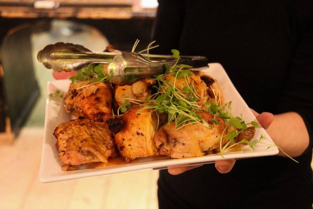 Oven Roasted Chicken Platter