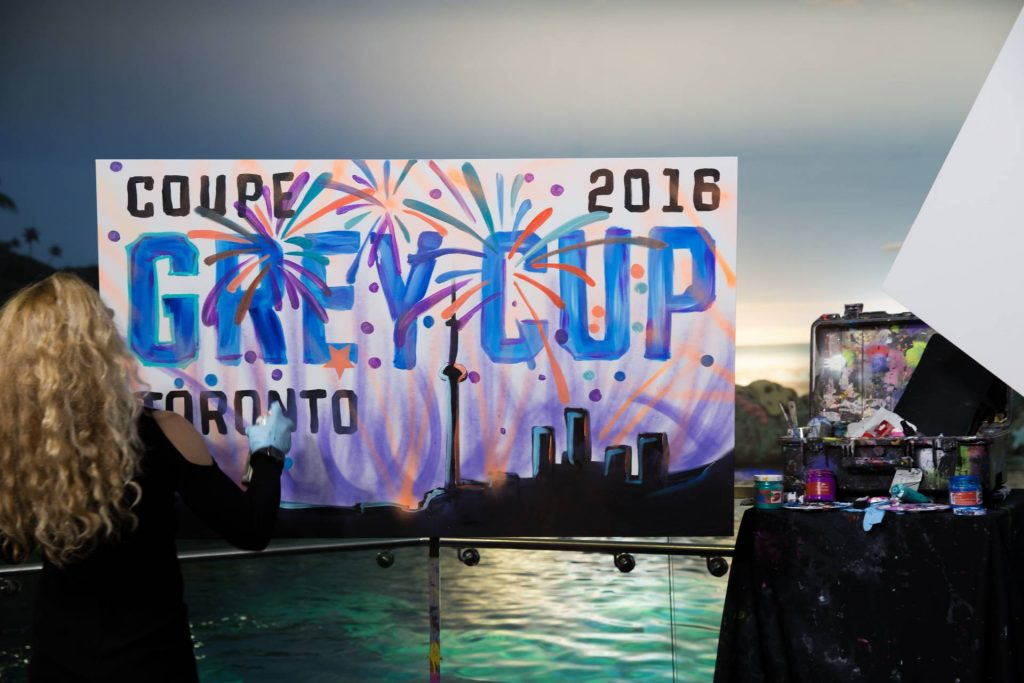 Canada's 104 Grey Cup event at Ripleys halftime show