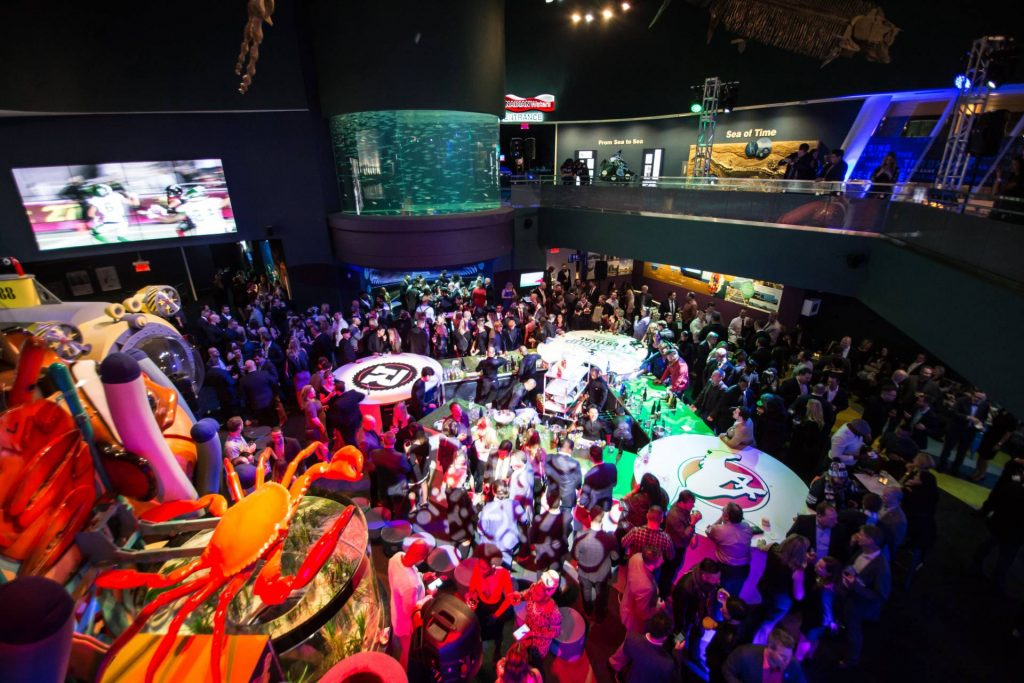 Canada's 104 Grey Cup event at Ripleys