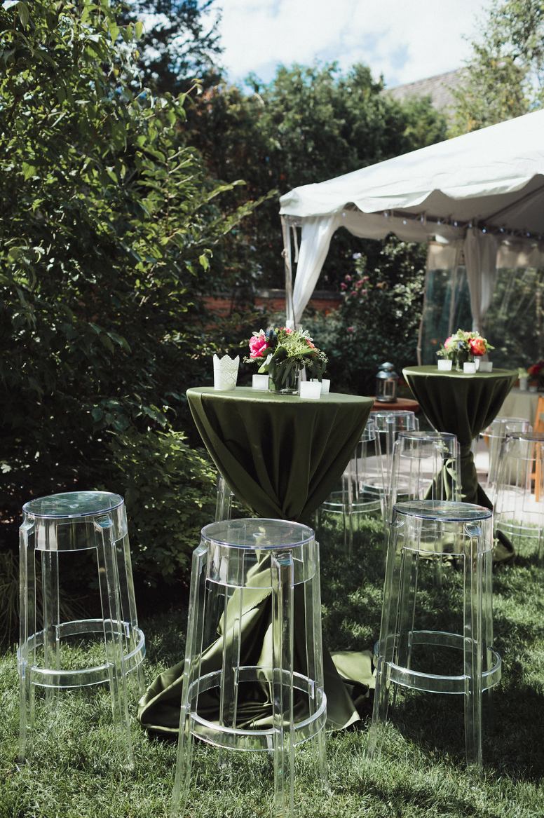 backyard wedding decorations pro s and cons of a backyard wedding in toronto 27757
