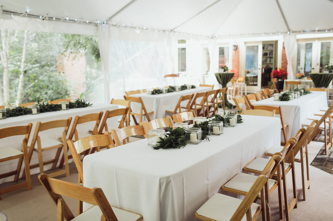 Backyard Wedding How To pros and cons of having a backyard wedding in toronto | daniel et daniel