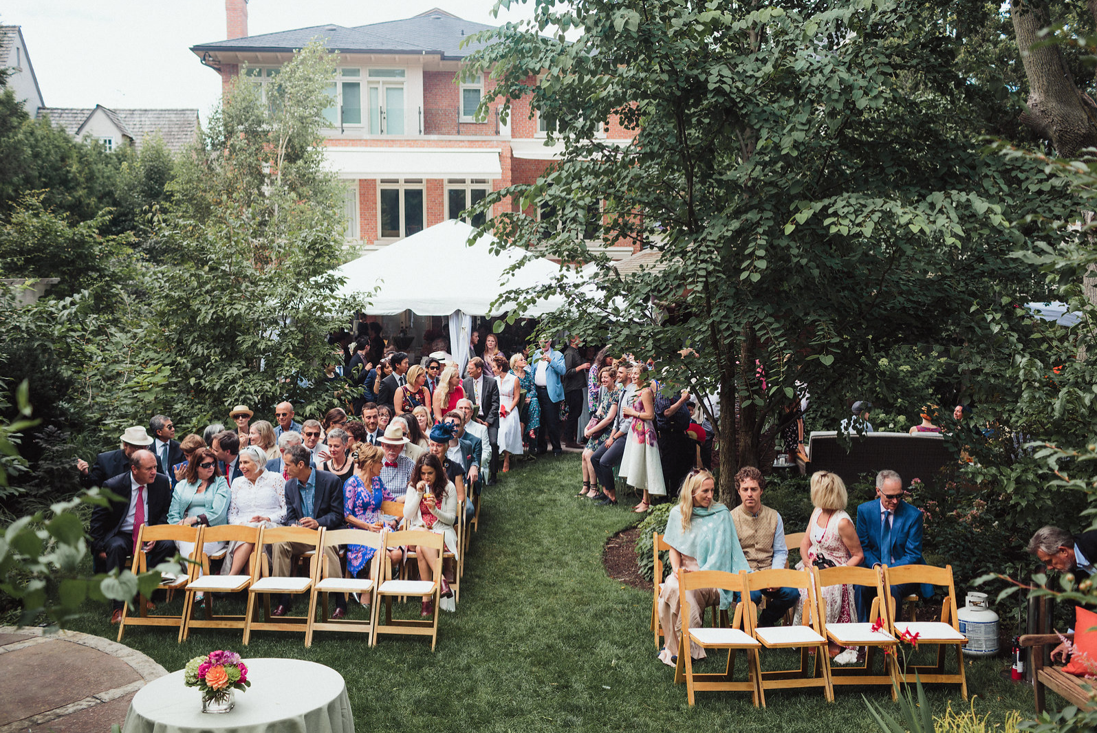 Pros and Cons of Having a Backyard Wedding in Toronto