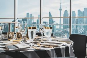 Caterer, CN Tower, Catering, Toronto Catering