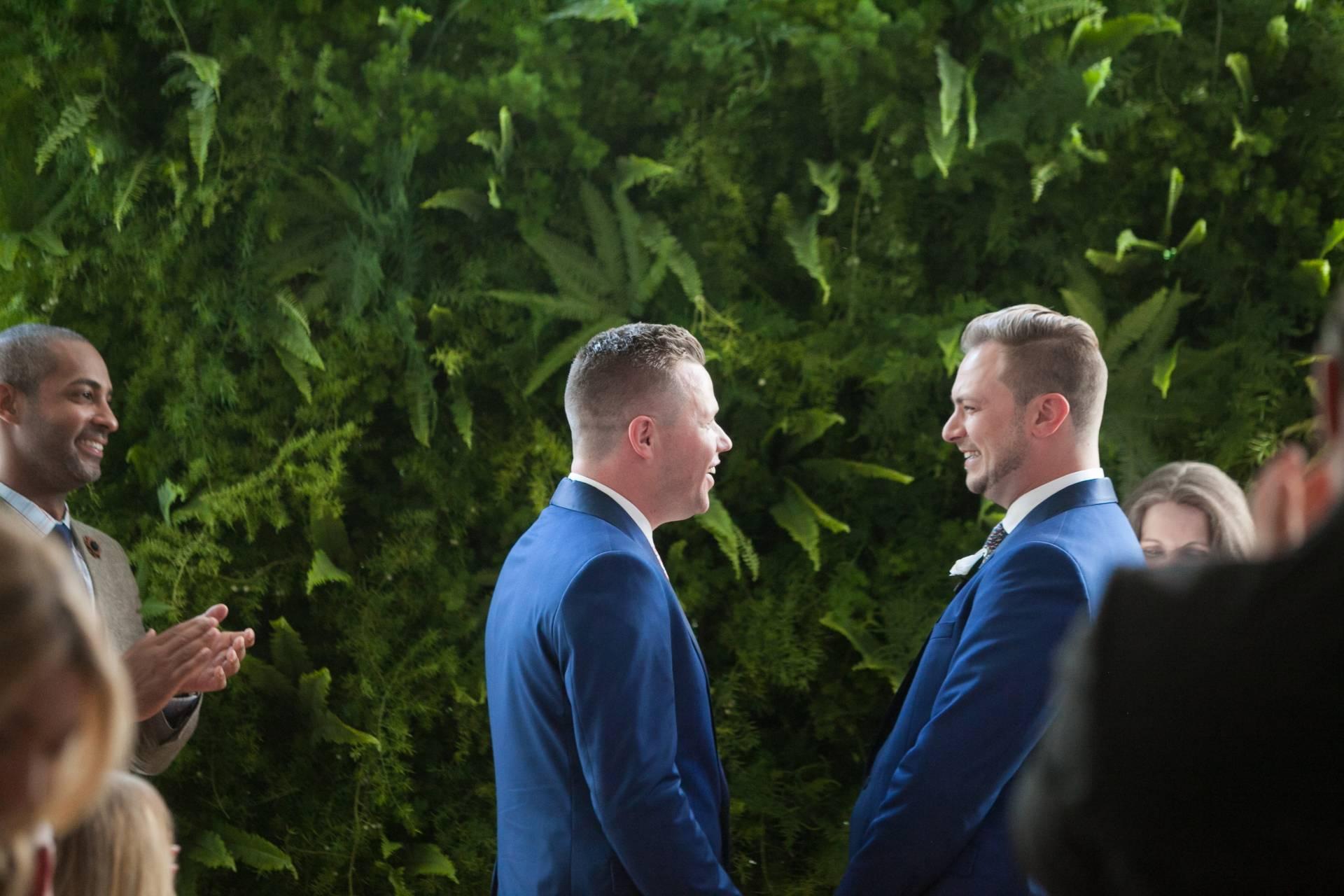 Turn a Typical Toronto Backyard into a Wedding Venue