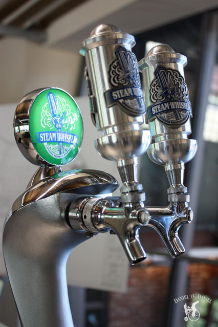 Venue Profile: Steam Whistle Brewing