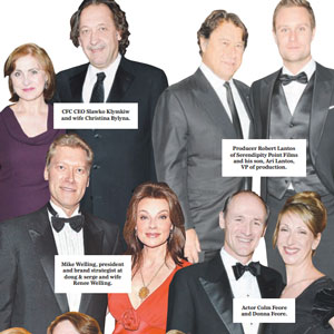 CityLife, Supporting Actors, National Post