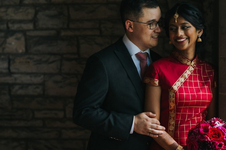 Rebecca Chan Weddings – Indian Chinese Fusion