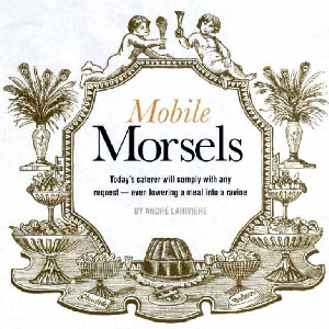 Mobile Morsels, Foodservice and Hospitality
